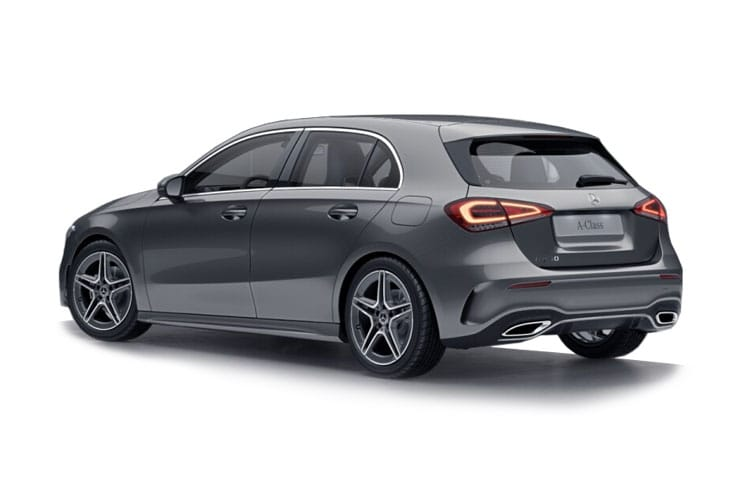 Mercedes-Benz A Class A200 Hatch 5Dr 1.3  163PS AMG Line Premium Plus 5Dr Manual [Start Stop] back view