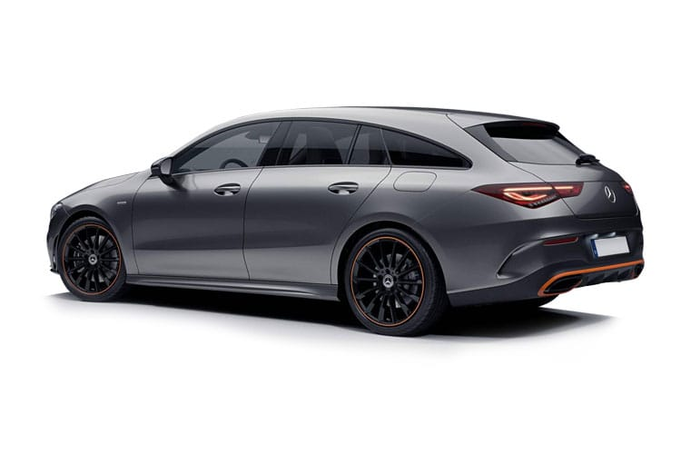 Mercedes-Benz CLA CLA220 Shooting Brake 2.0 d 190PS AMG Line Premium Plus 5Dr 8G-DCT [Start Stop] back view