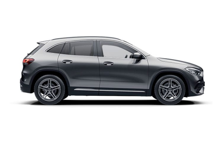 Mercedes-Benz GLA GLA180 SUV 1.3  136PS AMG Line 5Dr 7G-DCT [Start Stop] back view