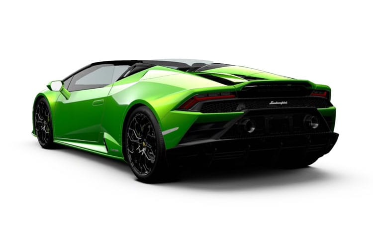 Lamborghini Huracan Spyder 5.2 V10 610PS LP 610-4 2Dr LDF [Start Stop] back view
