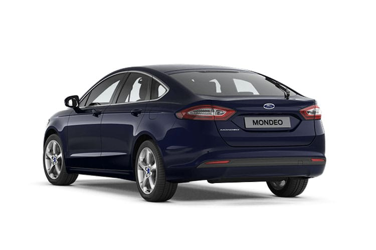Ford Mondeo Hatch 5Dr 2.0 EcoBlue 150PS Titanium Edition 5Dr Manual [Start Stop] back view