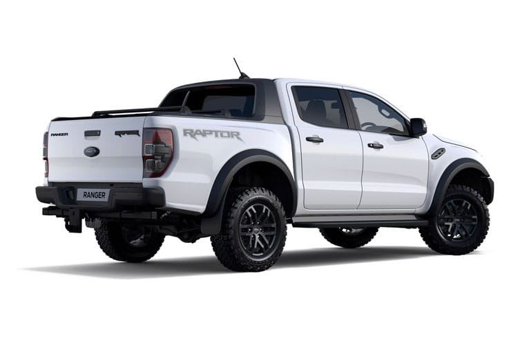 Ford Ranger PickUp Double Cab 4wd 2.0 EcoBlue 4WD 213PS Wildtrak Pickup Double Cab Auto [Start Stop] back view
