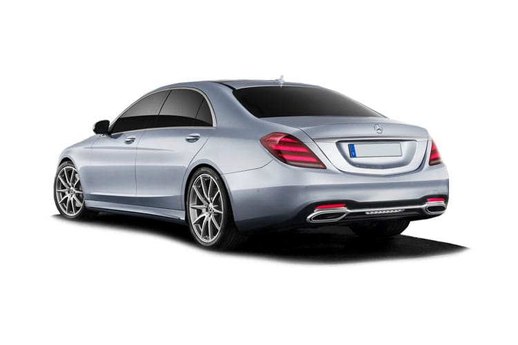 Mercedes-Benz S Class S500L Saloon 4MATIC 3.0 MHEV 435PS AMG Line Premium Executive 4Dr G-Tronic+ [Start Stop] back view