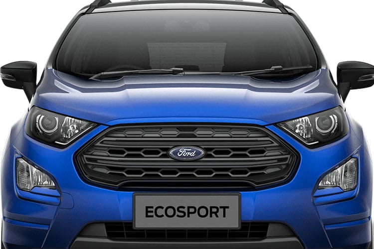 Ford EcoSport SUV 2WD 1.0 T EcoBoost 140PS ST-Line 5Dr Manual [Start Stop] detail view