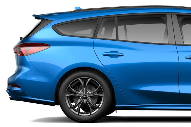 Ford Focus Estate 1.5 EcoBlue 120PS ST-Line X Edition 5Dr Auto [Start Stop] detail view