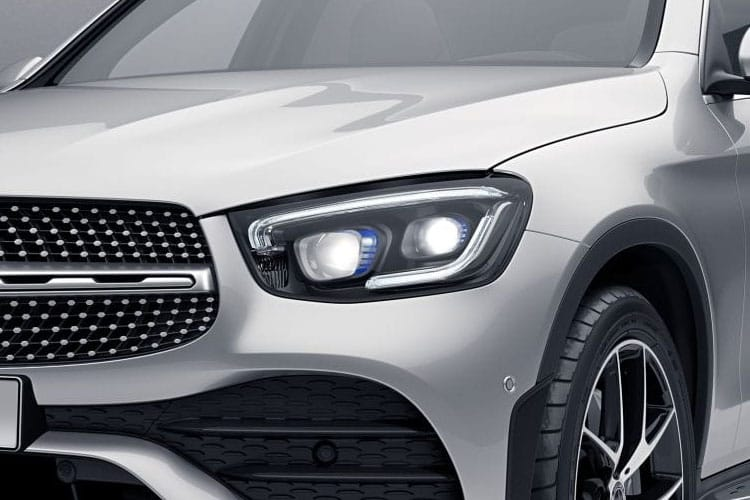 Mercedes-Benz GLC GLC300 SUV 4MATIC 2.0 MHEV 272PS AMG Line 5Dr G-Tronic+ [Start Stop] detail view