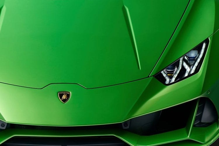 Lamborghini Huracan Spyder 5.2 V10 610PS LP 610-4 2Dr LDF [Start Stop] detail view