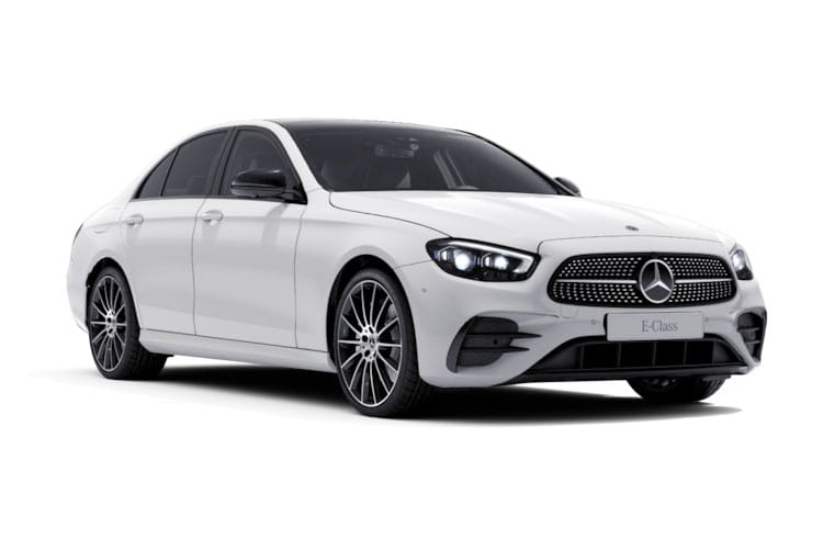 Mercedes-Benz E Class E220 Saloon 2.0 d 194PS AMG Line Edition Premium 4Dr G-Tronic+ [Start Stop] front view