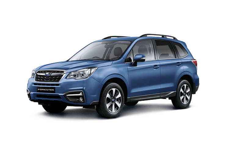 Subaru Forester SUV 2.0 e-Boxer 150PS XE 5Dr Lineartronic [Start Stop] [Premium] front view