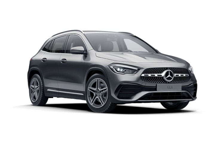 Mercedes-Benz GLA GLA180 SUV 1.3  136PS AMG Line 5Dr 7G-DCT [Start Stop] front view