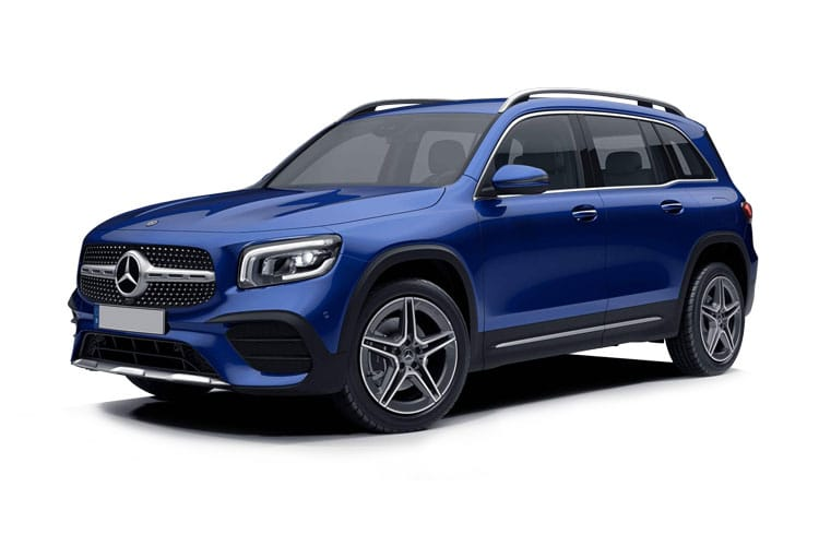 Mercedes-Benz GLB GLB200 SUV 1.3  163PS AMG Line Premium Plus 5Dr G-Tronic [Start Stop] [7Seat] front view