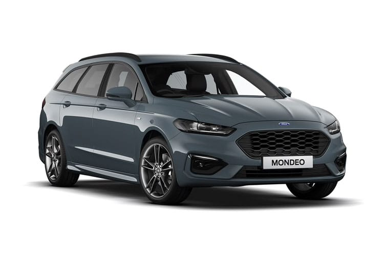 Ford Mondeo Estate 2.0 EcoBlue 150PS Zetec Edition 5Dr Manual [Start Stop] front view