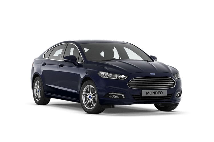 Ford Mondeo Hatch 5Dr 2.0 EcoBlue 150PS Titanium Edition 5Dr Manual [Start Stop] front view