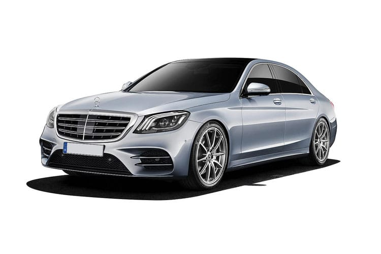 Mercedes-Benz S Class S500L Saloon 4MATIC 3.0 MHEV 435PS AMG Line Premium Executive 4Dr G-Tronic+ [Start Stop] front view