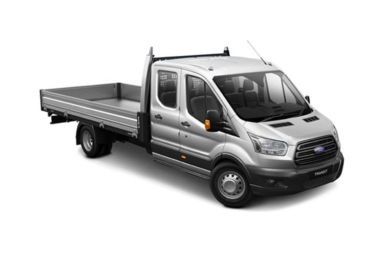 Ford Transit 350HD L3 RWD 2.0 EcoBlue DRW 170PS Leader Tipper Manual [Start Stop] [1Way 1Stop Tool Pod] front view