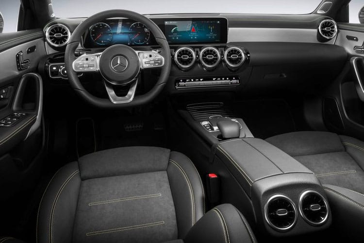 Mercedes-Benz A Class A200 Hatch 5Dr 1.3  163PS AMG Line Premium Plus 5Dr Manual [Start Stop] inside view