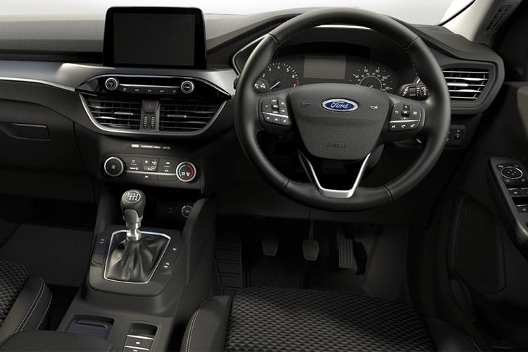 Ford Kuga SUV 2WD 2.0 EcoBlue MHEV 150PS ST-Line X Edition 5Dr Manual [Start Stop] inside view
