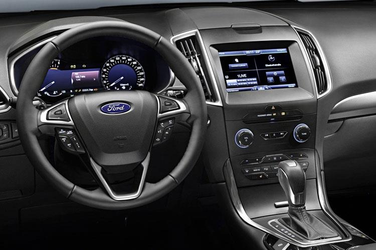 Ford S-MAX MPV 2.5 h Duratec 190PS Vignale 5Dr CVT [Start Stop] inside view