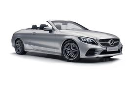 Mercedes-Benz C Class Convertible car leasing